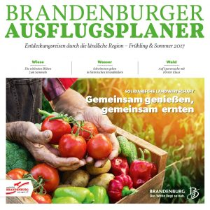 Brandenburger Ausflugsplaner Frühjahr Sommer 2017