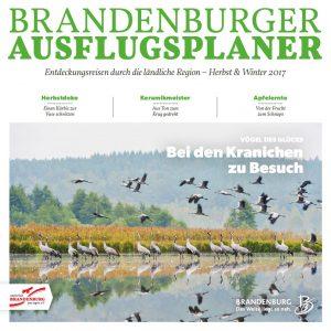 Brandenburger Ausflugsplaner Herbst Winter 2017