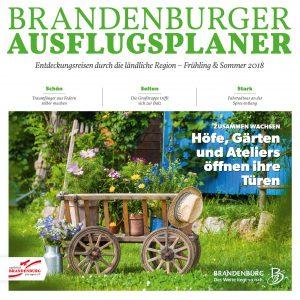 Brandenburger Ausflugsplaner Frühjahr Sommer 2018