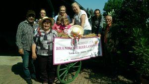 Ganz Brandenburg feiert zur 24. Brandenburger Landpartie am 9. und 10. Juni