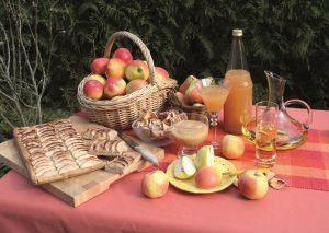 Mit den September startet die Brandenburger Apfelsaison